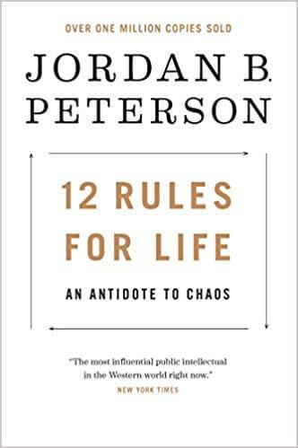 12 szabály az élethez - Jordan Peterson