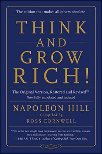 Napoleon Hill Gondolkodj és gazdagodj