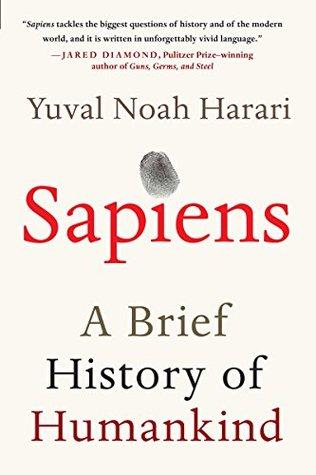 harari sapiens - az emberiség rövid története
