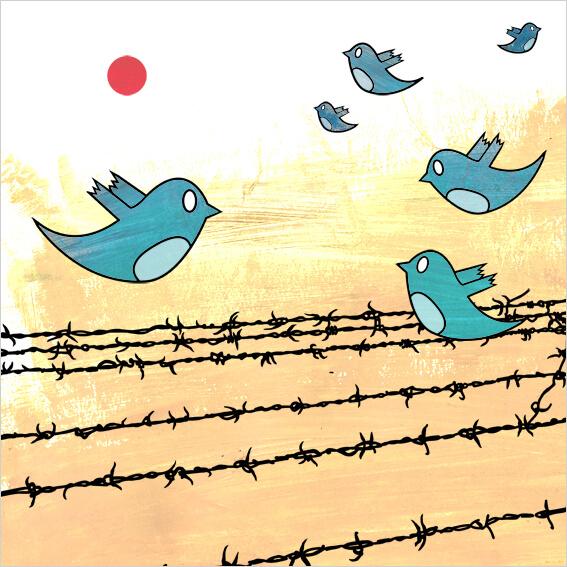 Arab tavasz twitter