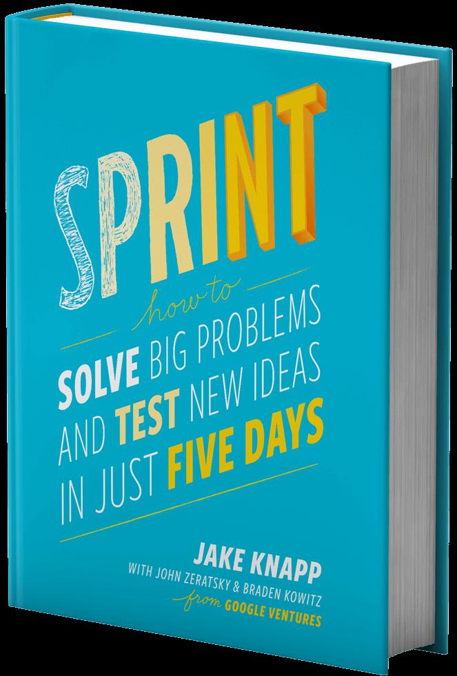 Design Sprint Könyv
