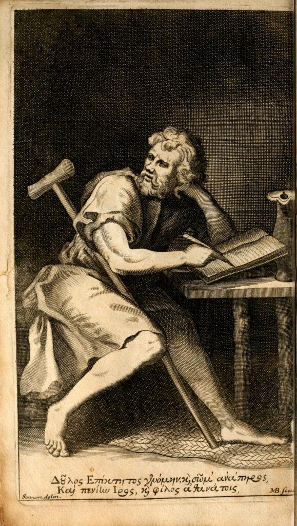 Epiktétosz - Sztoikus gondolkodó