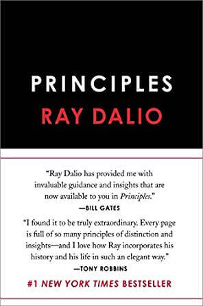 ray dalio principles könyv