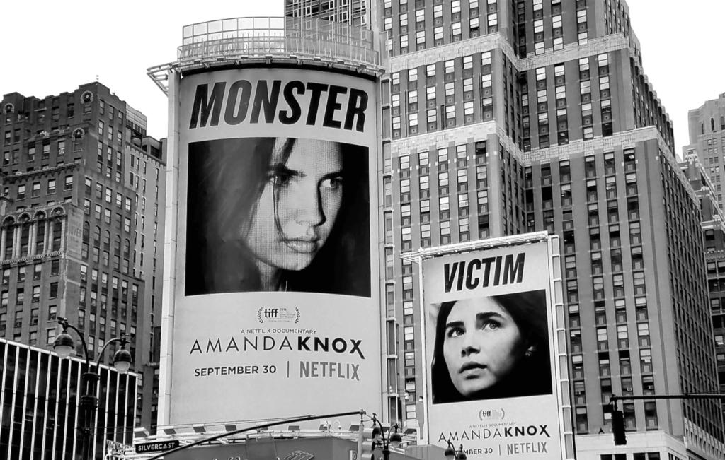 amanda knox dokumnetumfilm