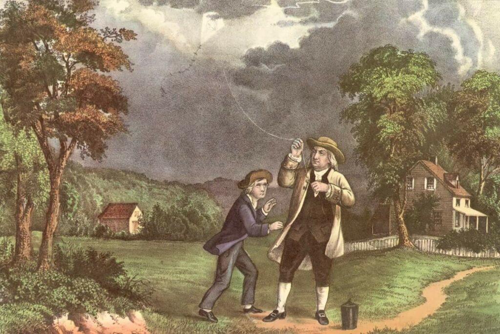 Benjamin Franklin találmányai
