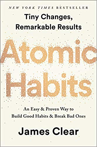 james clear - atomic habits
