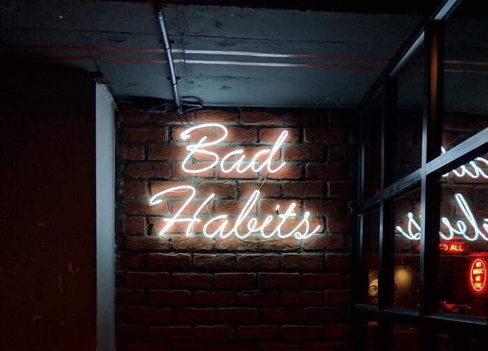 rossz szokások