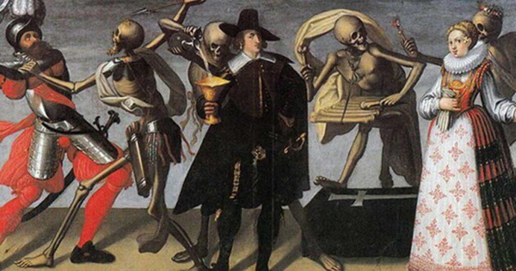 haláltánc - dance macabre