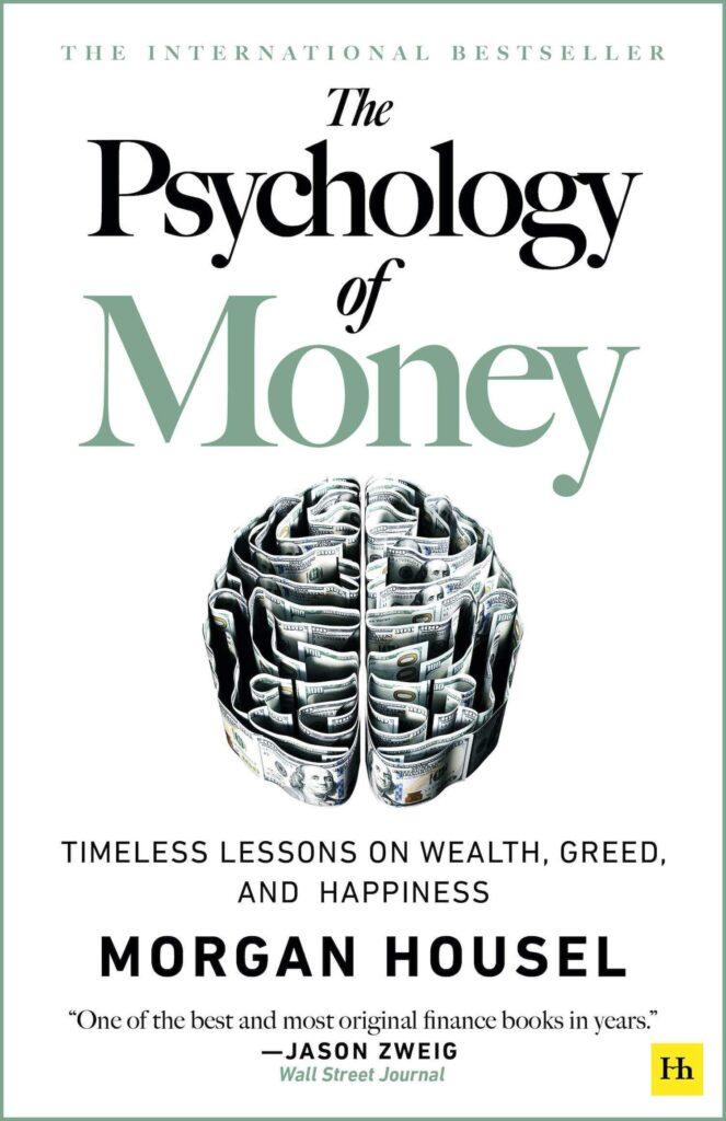 Morgan Housel: A pénz pszichológiája
