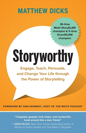 storytelling könyv