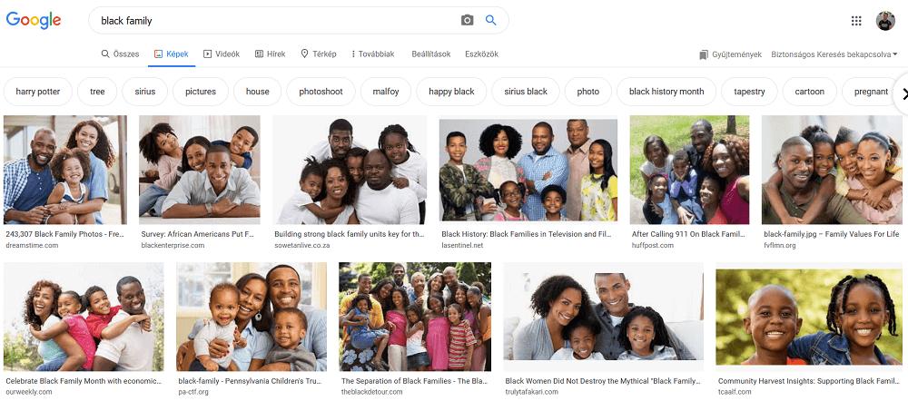 Találatok a white family (fehér család) kulcsszóra