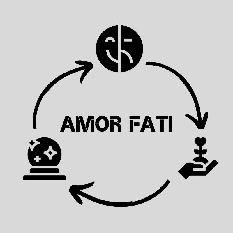 amor fati jelentése